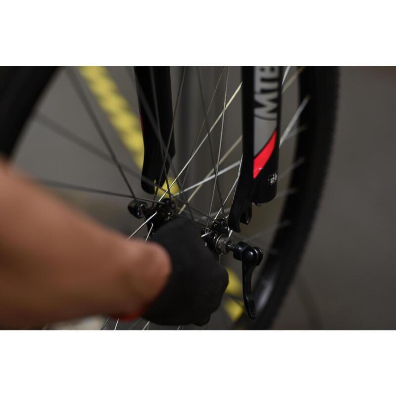 Remise en état roue de vélo