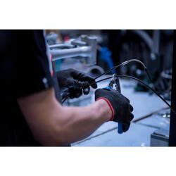 Vervangen kabel en kabelmantel (rem en versnellingen)