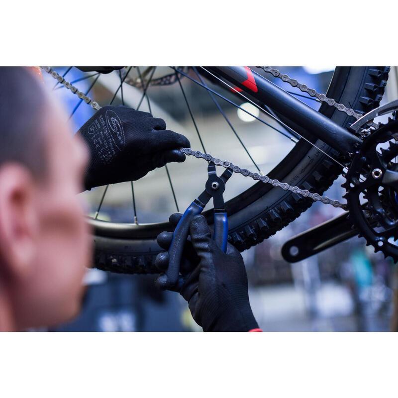 Réparation transmission vélo en magasin