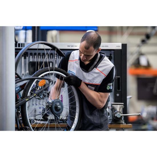 Austausch Rad mit Trommelbremse, Nexusrad oder Sturmeyrad.