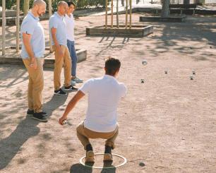 Les boules de pétanque compétition vous permettent de jouer en club et de participer à des tournois et concours.