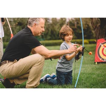 兒童射箭運動弓Discovery Junior- 藍色