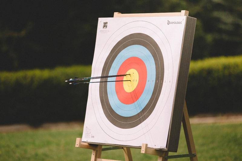 Home Club Archery Target - 85x85