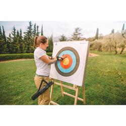 Holzgestell CL 200 für Zielscheiben Bogensport