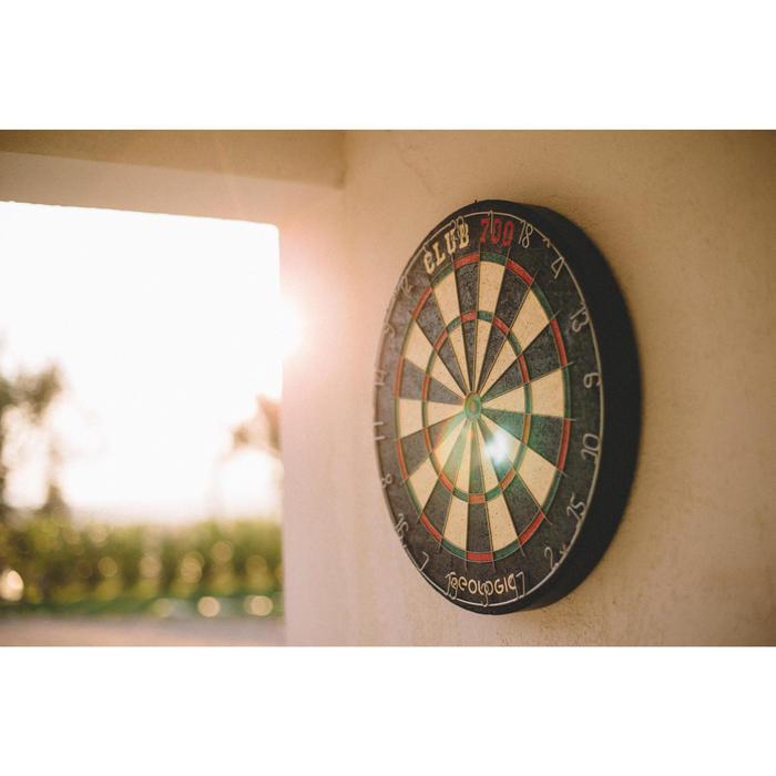 Klassiek dartbord Club 700 - 1211988