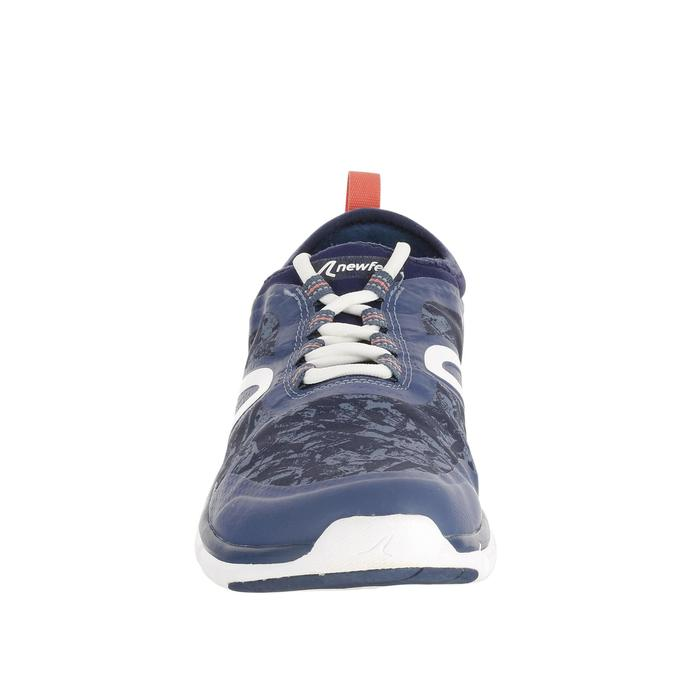 Chaussures marche sportive femme PW 580 Waterproof navy - 1212151