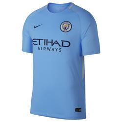 Voetbalshirt Manchester City thuisshirt 17/18 voor kinderen blauw