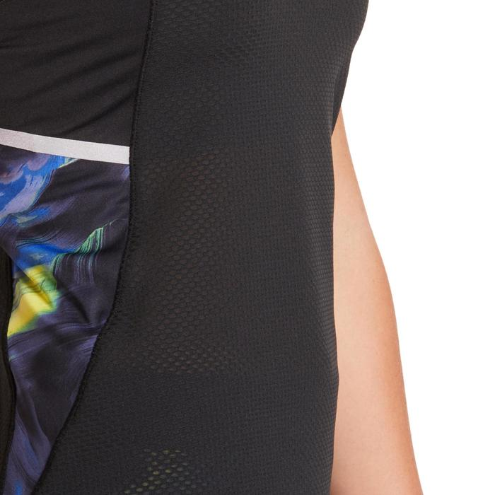 Energy Xtrem Women's Patterned 7/8 Cardio Fitness Leggings - Blue