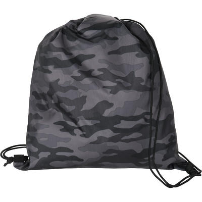 Sac chaussures fitness pliable camouflage