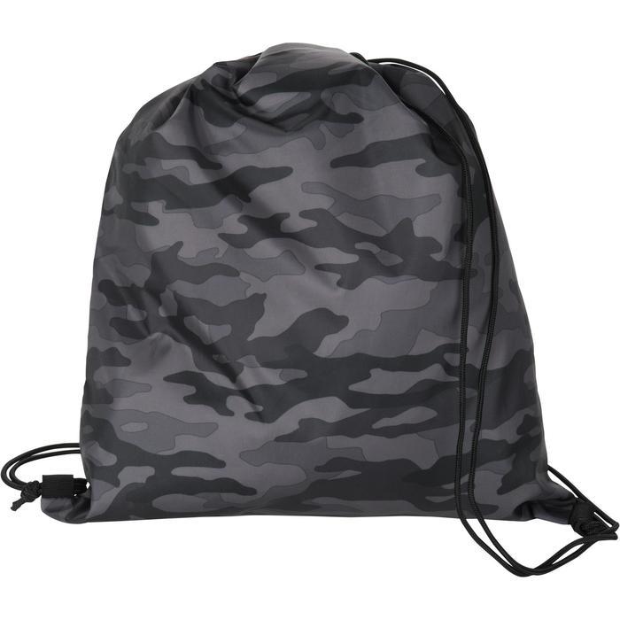 Schuhtasche Turnbeutel Fitness faltbar camouflage