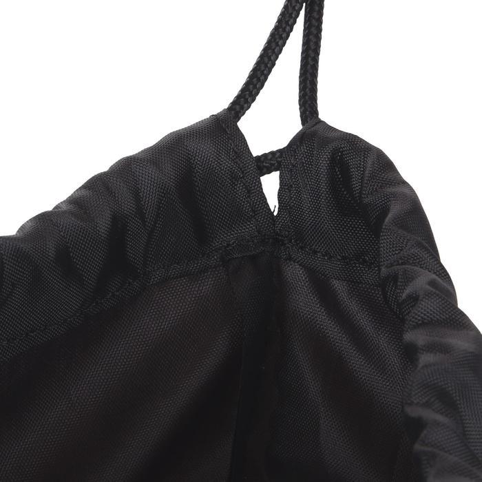 Sac chaussure fitness pliable noir et - 1212664