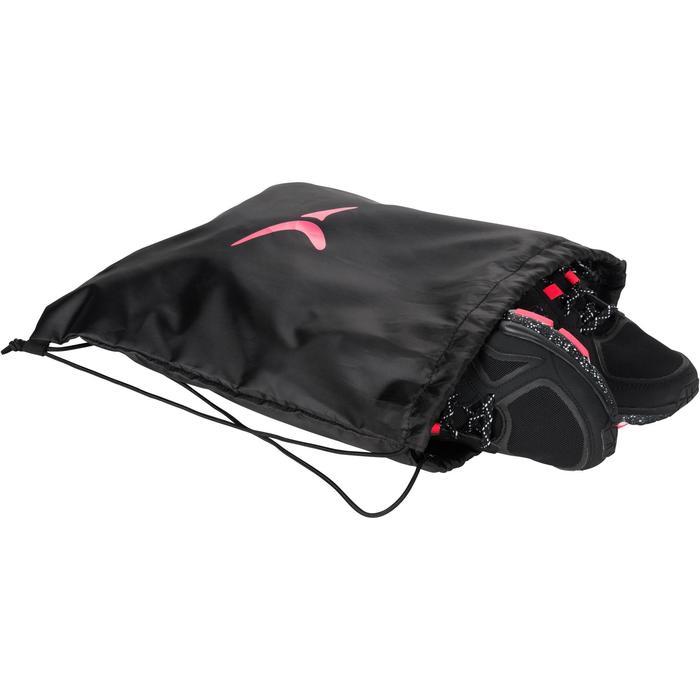 Sac chaussure fitness pliable noir et - 1212682