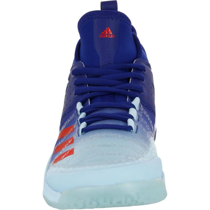 Volleybalschoenen Adidas Boost Crazyflight blauw