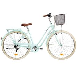 City Bike 28 Zoll Elops 520 LF Damen mint