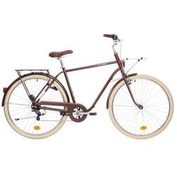 """City-Bike 28"""" Elops 520 hoher Rahmen"""