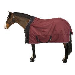 Regendecke Allweather 300 1000D Pferd Pony bordeaux