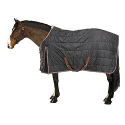 ST200 Horseback Riding Stable Blanket for Horses or Ponies - Dark Grey