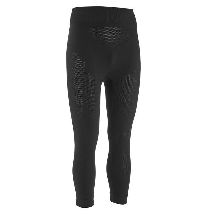 Sous vêtement bas ski de fond homme noir - 1212959
