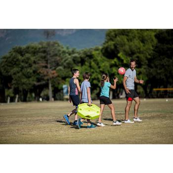 Filet de volley-ball et de beach-volley BV 100 jaune - 1213160