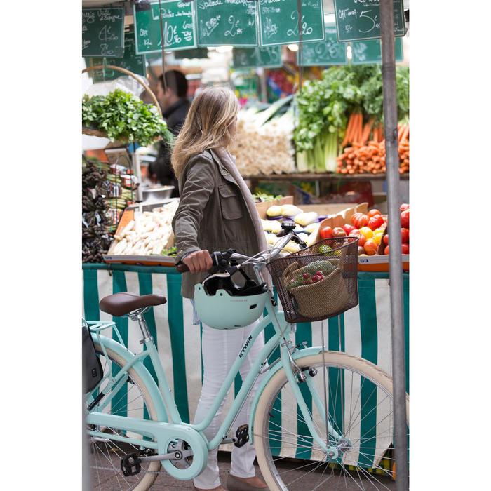"""City-Bike 28"""" Elops 520 tiefer Einstieg mint"""