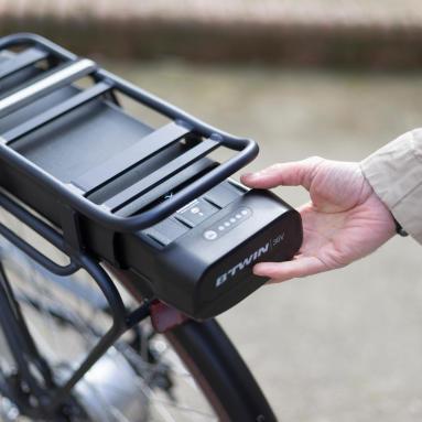 recharger son vélo électrique