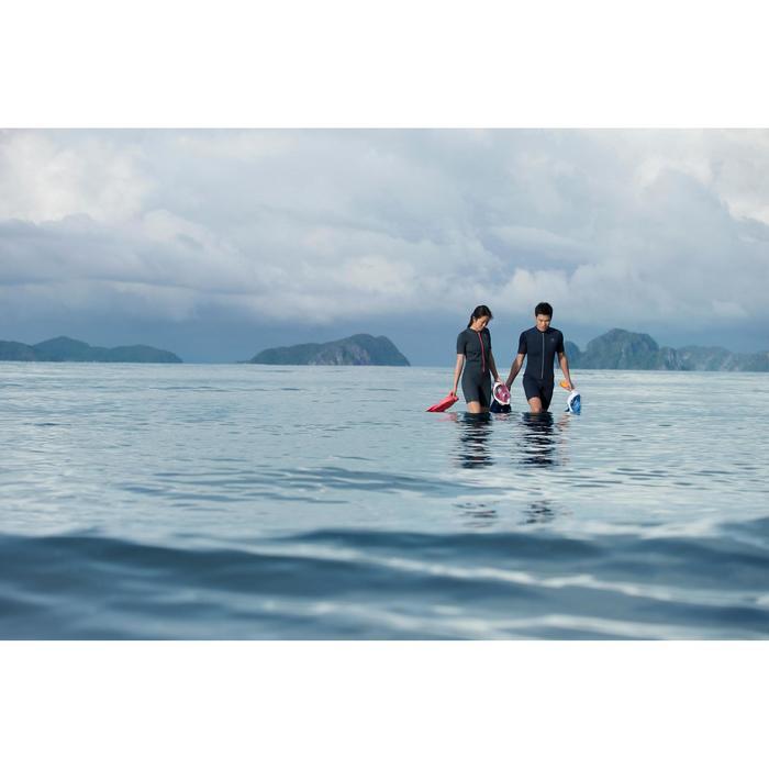 Shorty de snorkeling 2mm 100 homme - 1213522