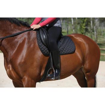 Bottes équitation adulte SCHOOLING noir - 121357