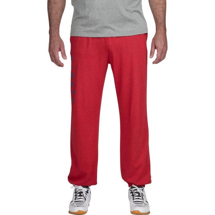 Volleybalbroek V100 voor volwassenen rood
