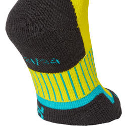 100 Children's Ski Socks - Yellow