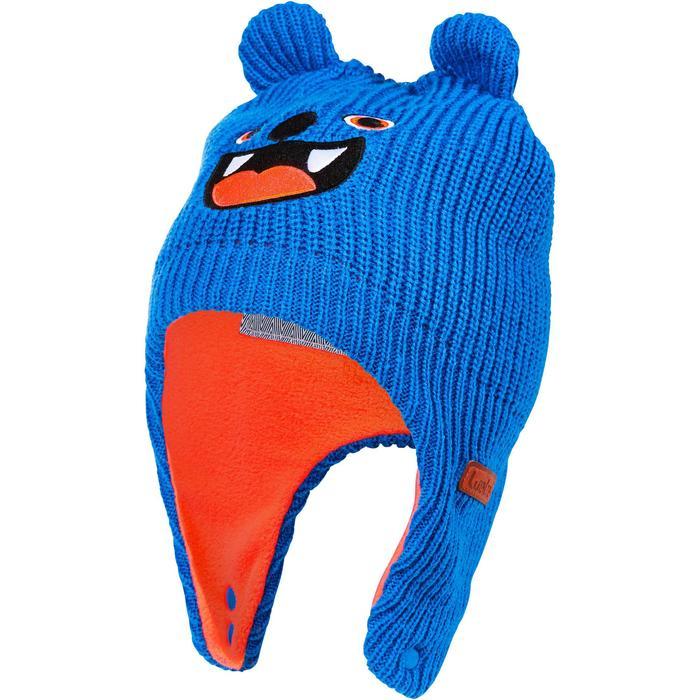 Skimütze warm Baby blau
