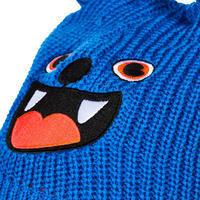 Gorro de trineo warm azul bebé