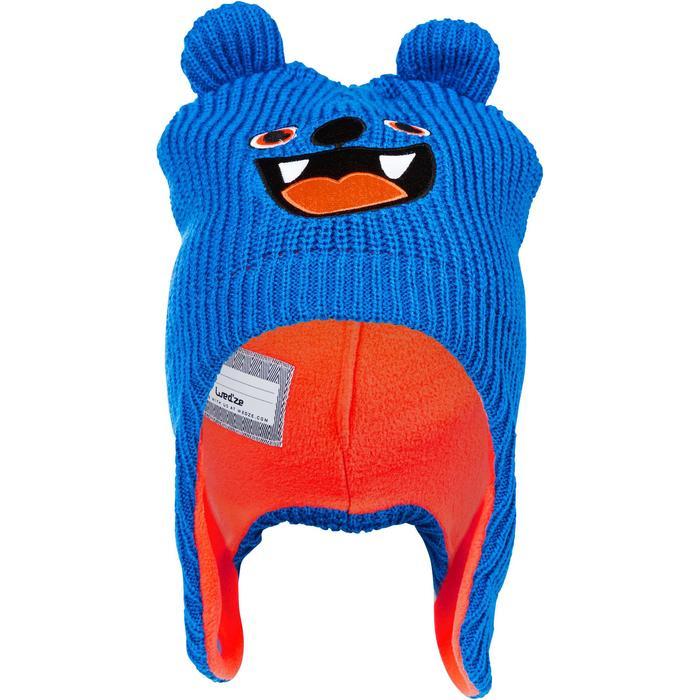 Bonnet de luge warm bébé - 1213698