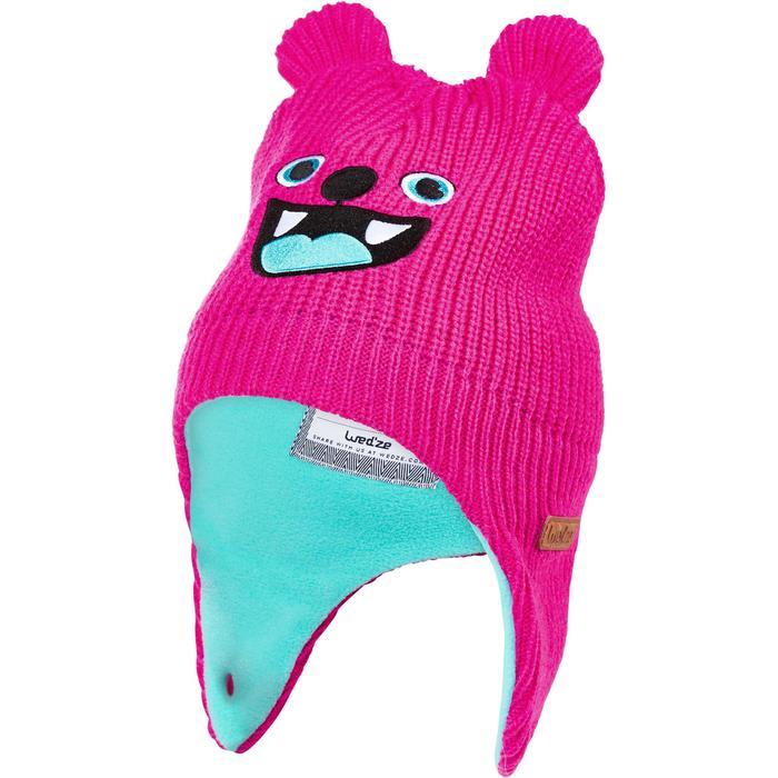 Bonnet de luge warm bébé - 1213752