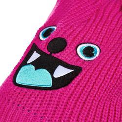 Mütze warm Baby rosa