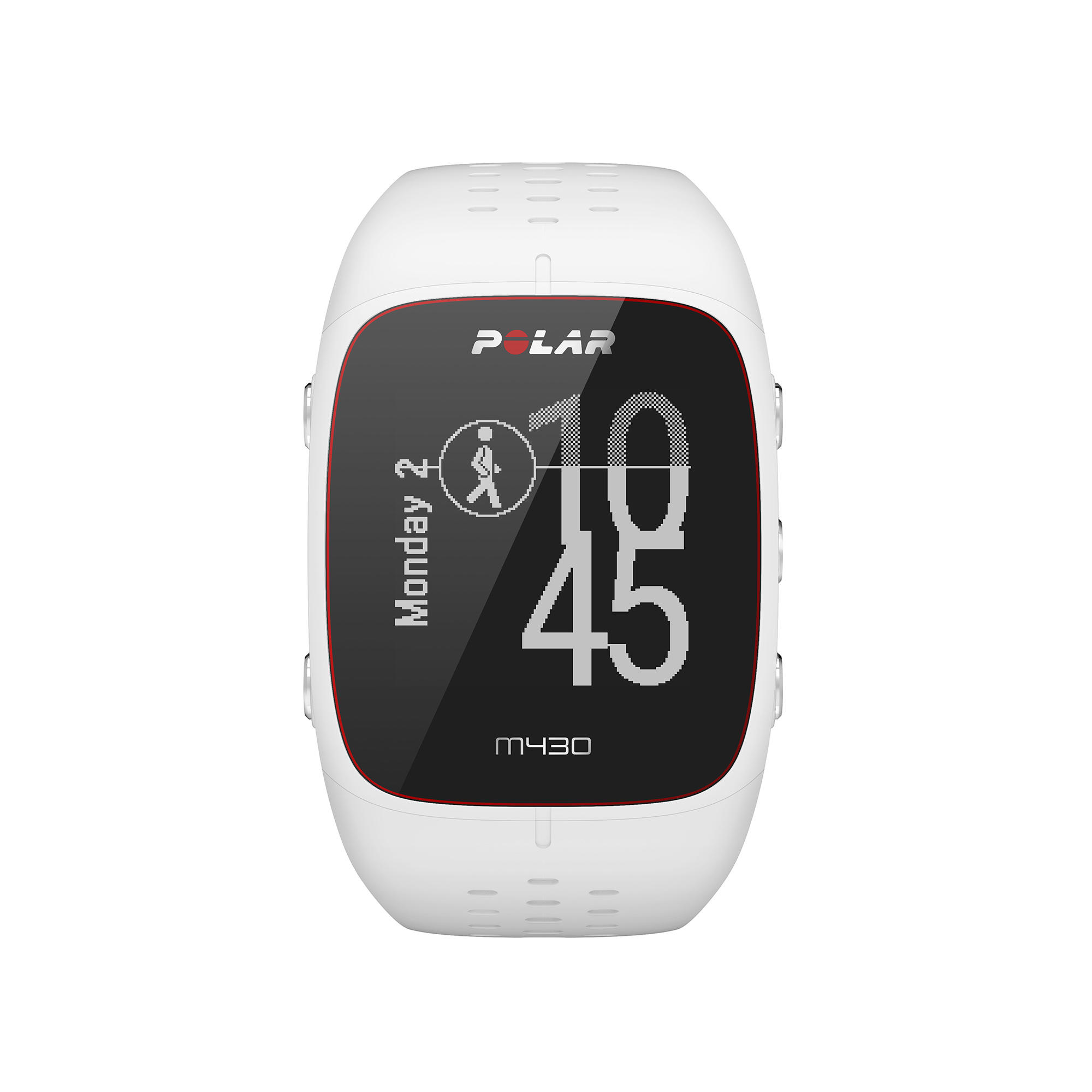 Ceas GPS M430 Alb imagine