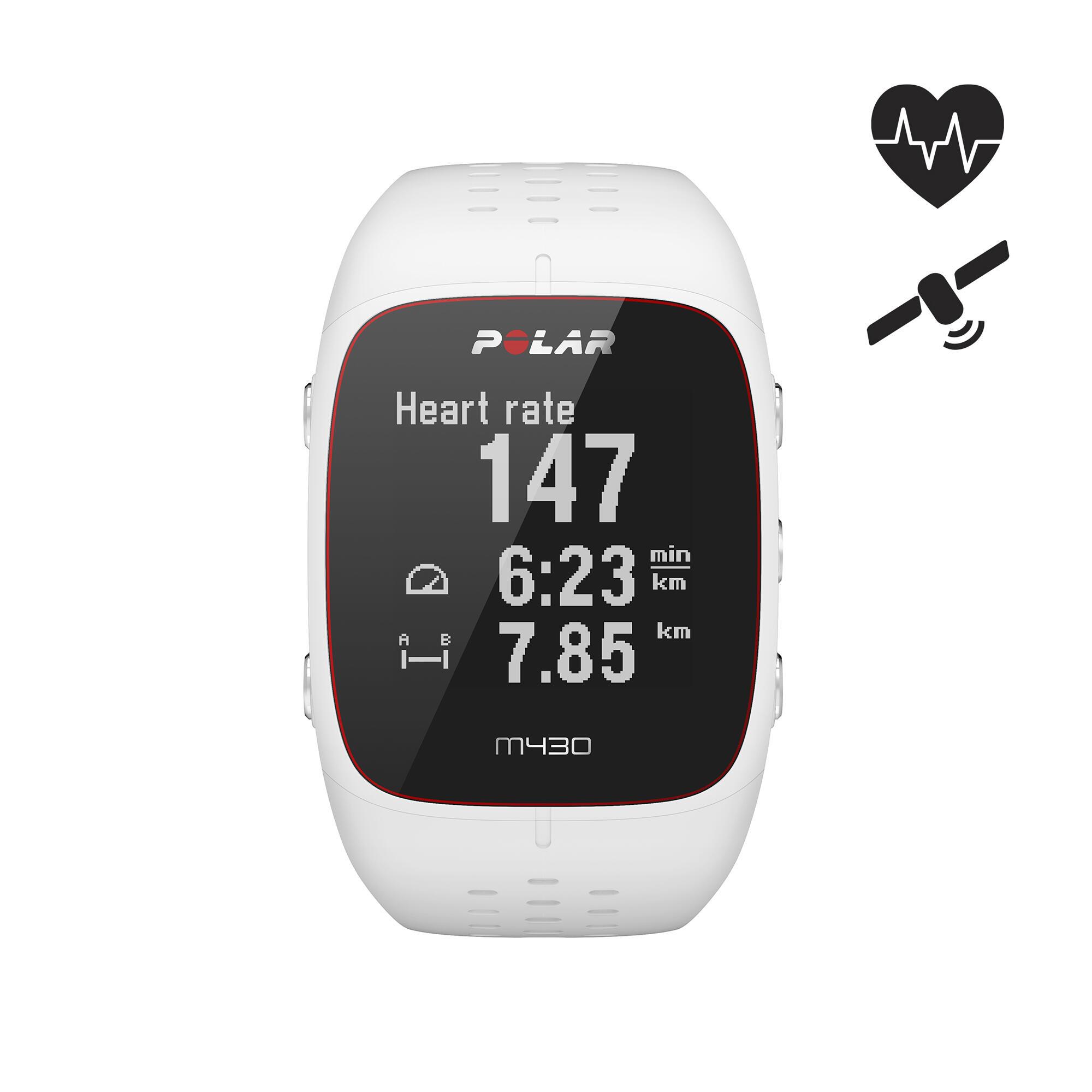 hardloop horloge interval training