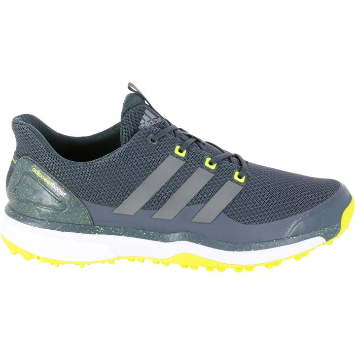 CHAUSSURES GOLF HOMME ADIPOWER BOOST GRISES - 1213842