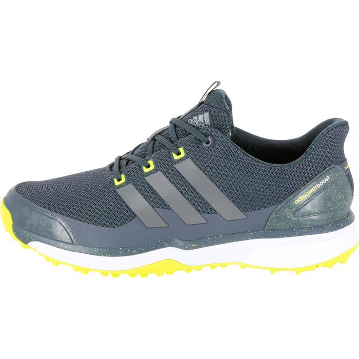 CHAUSSURES GOLF HOMME ADIPOWER BOOST GRISES - 1213866