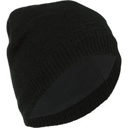 PURE ADULT SKI HAT BLACK