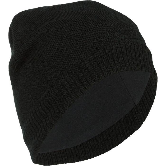 Skimuts volwassenen Pure zwart