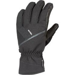 Ski-P GL 500 Adult Downhill Ski Gloves - Black