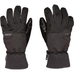 Snowboard and Ski Gloves SNB GL 500 - black