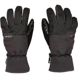 Handschuhe Snowboard/Ski Spring 500 Erwachsene schwarz