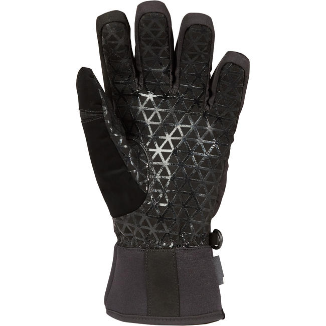 Ski and Snowboard gloves SNB GL 500 - black