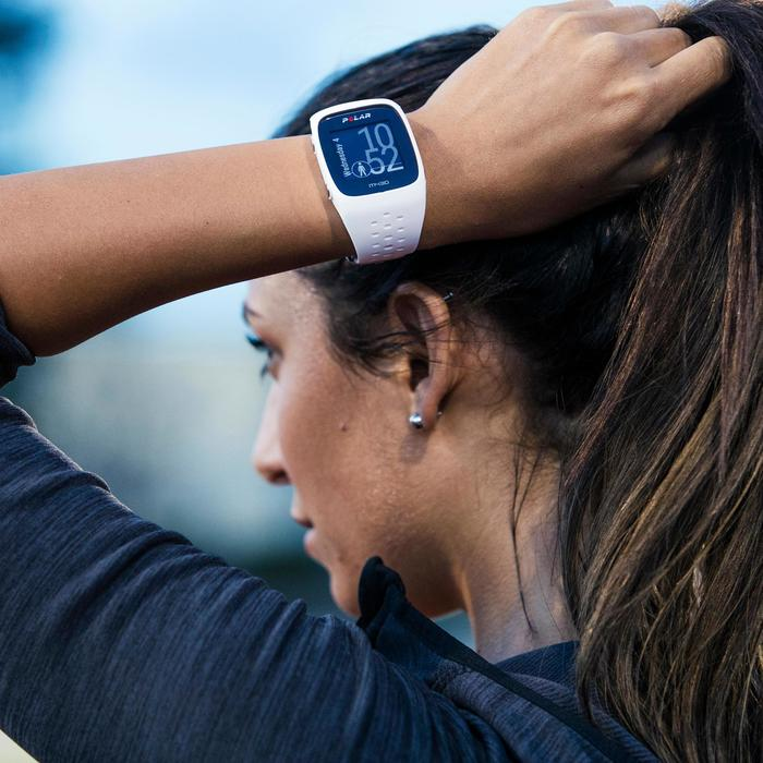 GPS-horloge hartslagmeting aan de pols M430 zwart