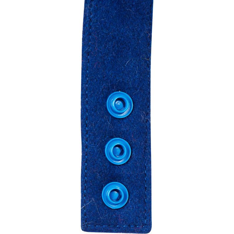 KID'S SKIING USHANKA - BLUE