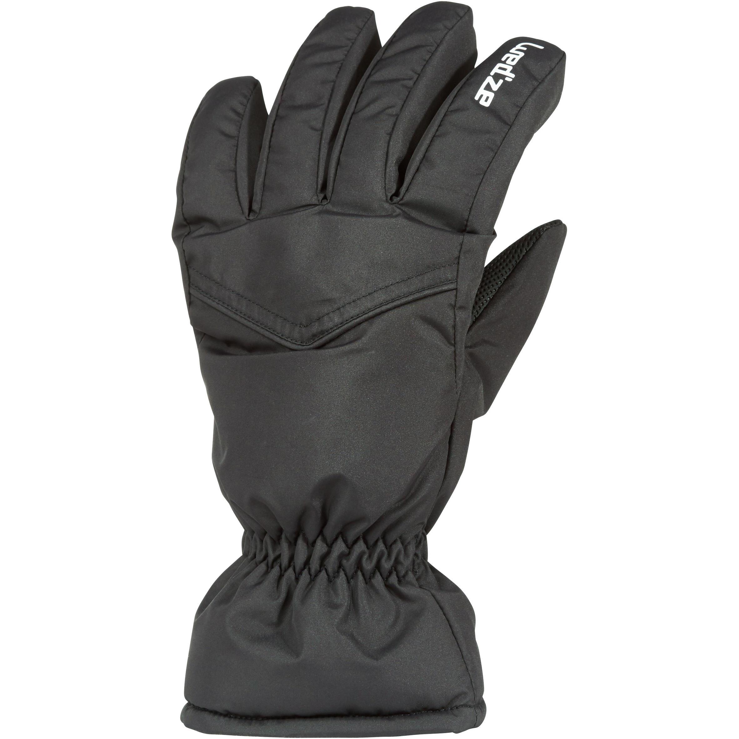SKI-P GL 100 Adult Ski Gloves - Black