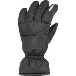 Ski handschoenen warm zwart 100