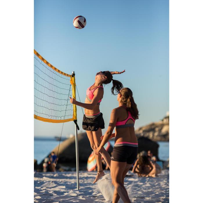 Filet de beach-volley BV700 jaune - 1213998