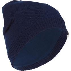 Skimuts voor volwassenen Pure marineblauw